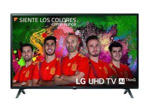 Mejores Televisores Smart Tv de 50 pulgadas